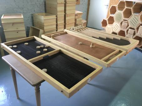 vente et location de jeux traditionnels en bois Berck
